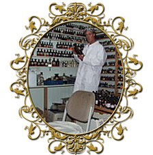 We have over 4000 ingredients to compose fine perfumes.